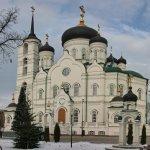 Благовещенский собор и Митрофановский монастырь
