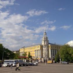 Самые популярные места Воронежа среди его жителей