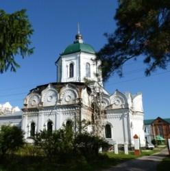 Свято-Преображенский Толшевский монастырь