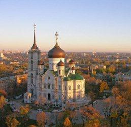 Города-побратимы Воронежа