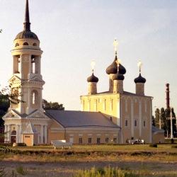 История создания Успенской Адмиралтейской церкви